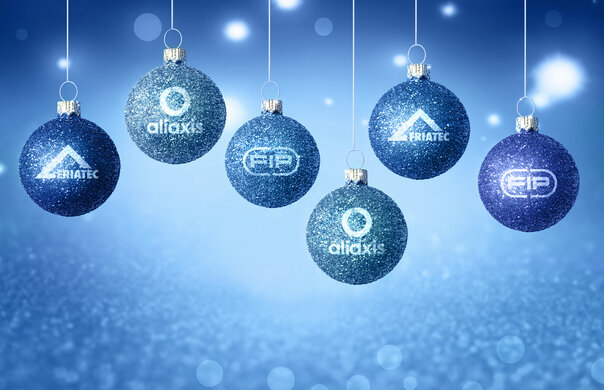 Aliaxis Deutschland wishes you a Merry Christmas!